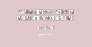 Musical Theatre Quotes Inspirational