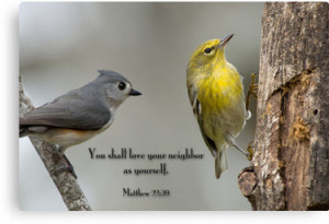 You shall love your neighbor as yourself by Bonnie T. Barry Follow