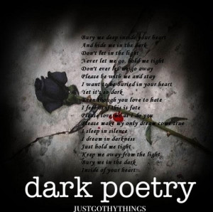 gothic death poems in his poem dream pedlary gothic death poems