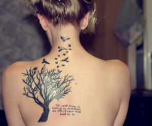 51 quote tattoo