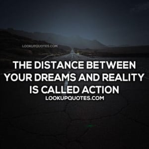 quotes about dreams and reality dream vs reality quotes