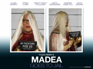 Tyler Perry's Madea Goes to Jail (2009) wallpaper