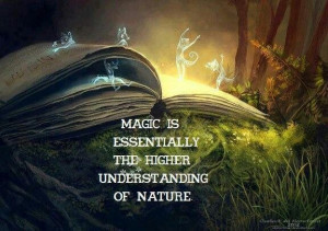 Wiccan Quotes On Magic   Via Jennifer Gallegos
