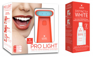 ... into Summer with Luster Premium White Teeth! (Sans Sensitivity