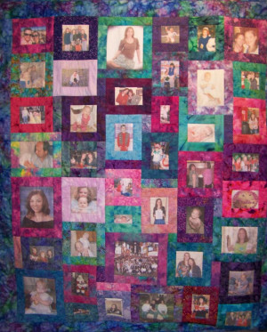 Family Quilt Quote