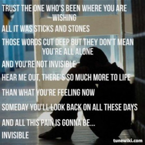 invisible quotes