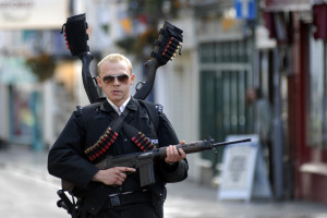 Hot Fuzz (Random Images)