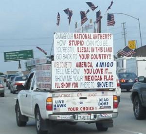 Anti-Anti Immigration