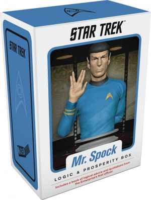 FIRST LOOK: Mr. Spock Logic & Prosperity Box