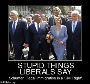 stupid things liberals say posted 09 05 2013 11 25 pm stupid things ...