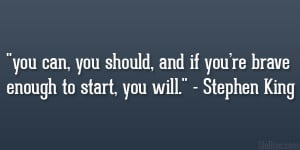Stephen King Quotes...