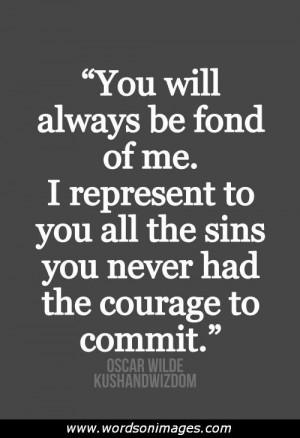 Oscar Wilde Quote On Love
