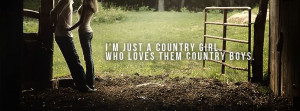 Every Country Boy Needs A Country Girl
