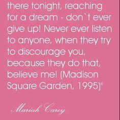 Mariah Carey Quotes Mariah carey quotes,