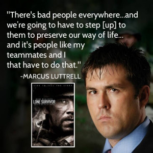 marcus-luttrell-quotes Clinic