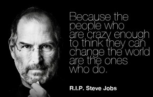... and death from the famous Steve Jobs Stanford Commencement Speech