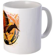 Flight of Mockingjays Hunger Games Gear Coffee Mug