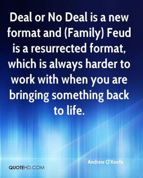 Family Feud Quotes