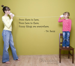 Home » Under $25 » Funny Things (Dr.Seuss Quote)