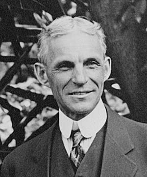 HENRY FORD in The Dearborn Independent, 12-19 February 1921: