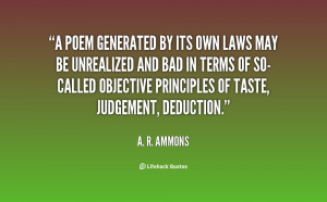 Quotes About Bad In Laws http://quotes.lifehack.org/quote/a-r-ammons/a ...