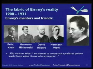 The unrecognized genius of Emmy Noether