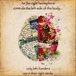 funny left handed quotes
