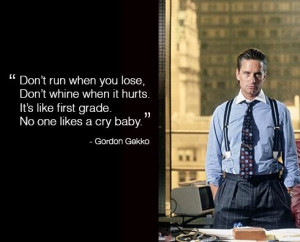 Gordon Gekko.: Film Music Entertainment, Movie Quote, Bad Ass, Amazing ...