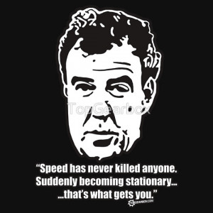 Jeremy Clarkson Speed And