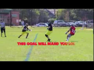 http://LaxAllStars.com/ presents a funny goal from the 2013 edition of ...