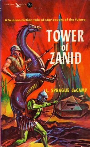 "Start by marking ""Tower of Zanid"" as Want to Read:"