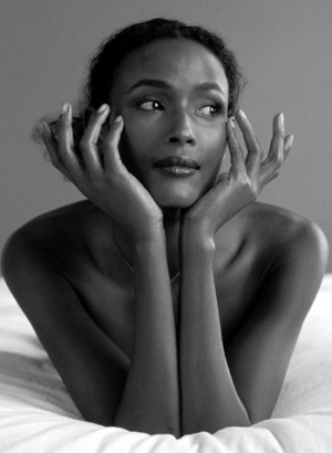 Waris Dirie. More African supermodels