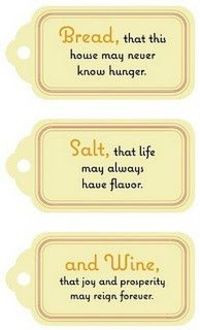cute tags for traditional housewarming gifts