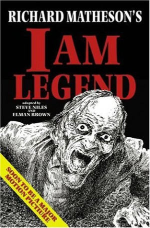 """Start by marking """"I Am Legend (graphic novel)"""" as Want to Read:"""