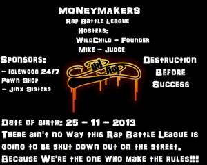 Rap Battle Lines [rap battle league]
