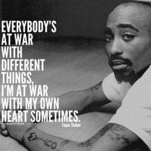 Tupac realist rapper ever