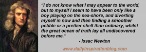 Isaac Newton Quotes About Science Daily inspiration blog quot
