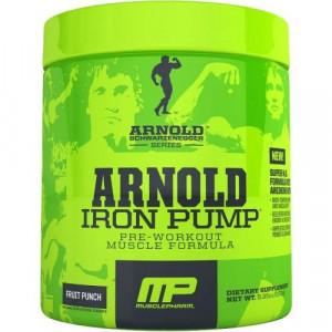 Arnold Schwarzenegger Series - Iron Pump on imgfave