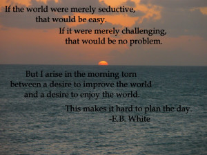 Seductive Quotes And Sayings If The World Were Merely Seductive Quote