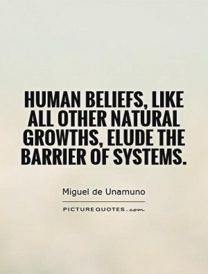 Quotes Belief System