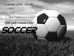 Never Give Up Quotes Soccer Soccer is life.