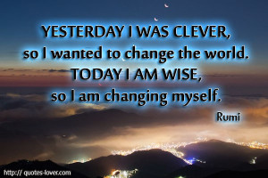 Topics: Change Picture Quotes , Inspirational Picture Quotes