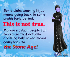 Some Beautiful Quotes Messages About Hijab