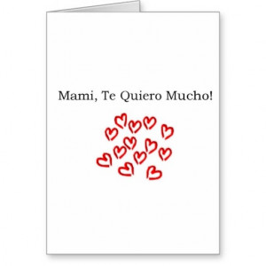 Spanish Quotes Greeting Cards