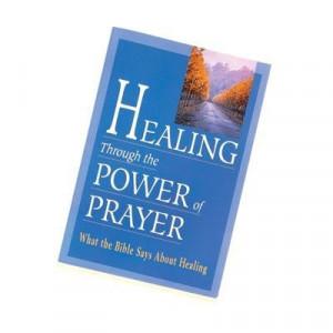 Healing Power Of Prayer Book