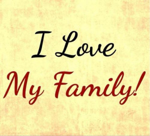 ... include: family, love, together forever, family love and step children