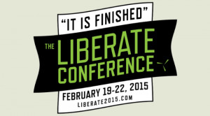 Super Early Bird Pricing for Liberate 2015