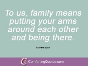 Barbara Bush Famous Quotes
