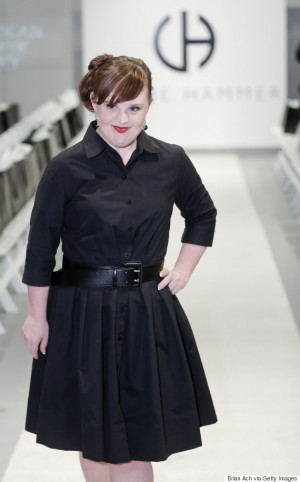 Model With Down Syndrome, Jamie Brewer, To Walk The Catwalk In An All ...