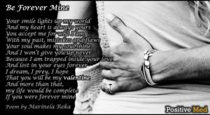 Be Forever Mine